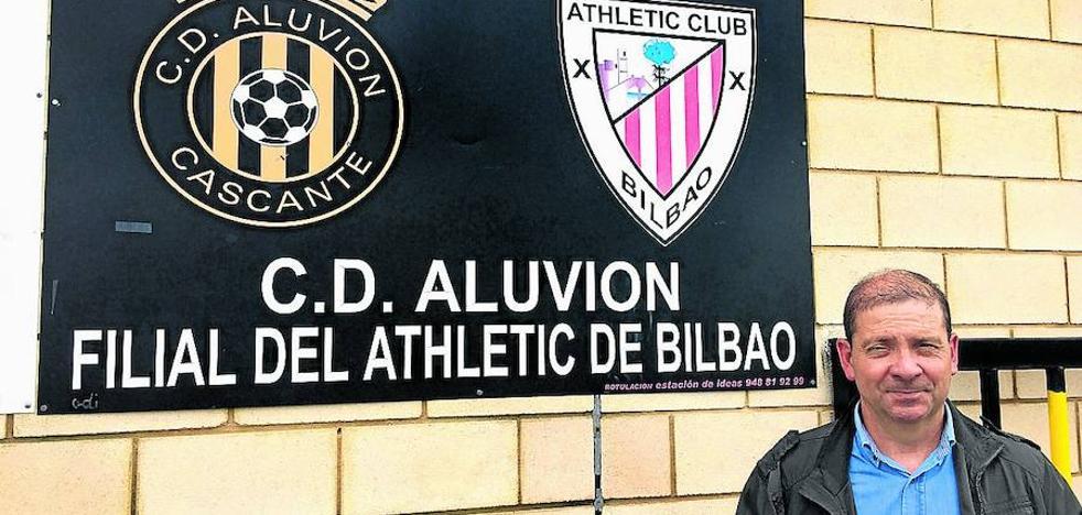 El Athletic no renueva al Aluvión navarro, que se va con el Sporting