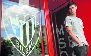 La aventura mexicana del central Unai Bilbao