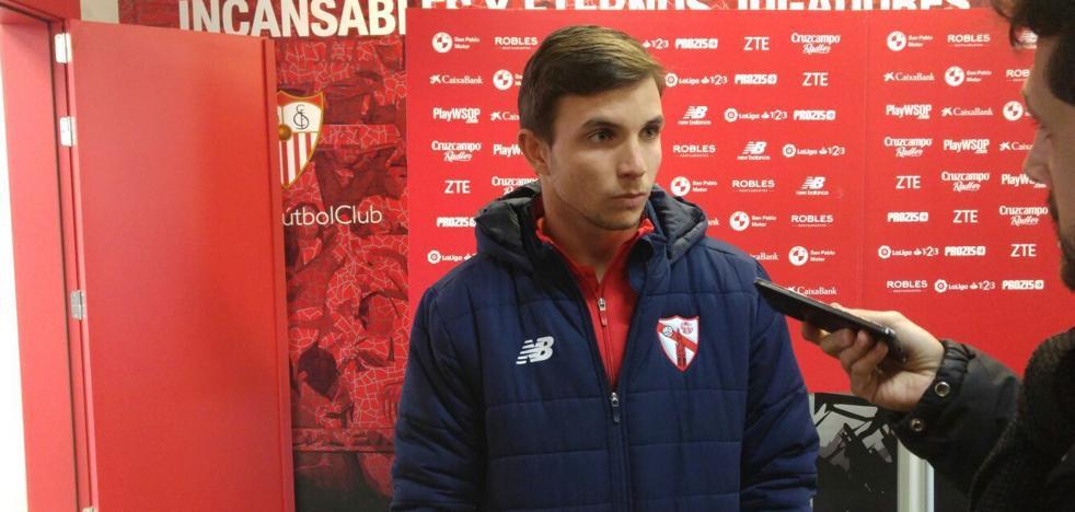 El Athletic, interesado en un jugador del Sevilla B