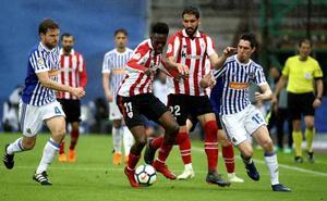 Athletic y Real disputarán la segunda Copa Euskal Herria el 4 de agosto