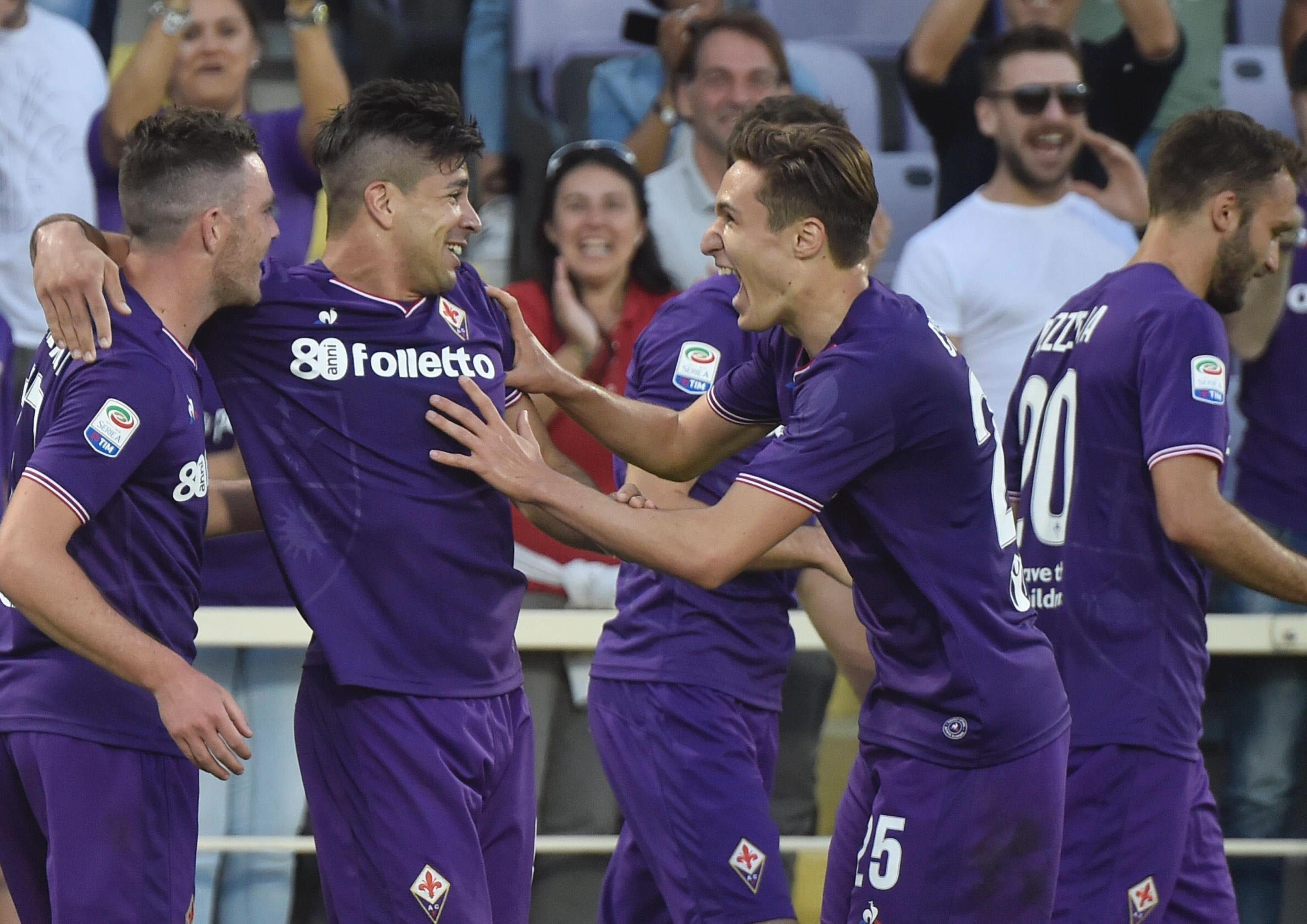 La Fiorentina completa el torneo de Duisburgo que disputará el Athletic en julio