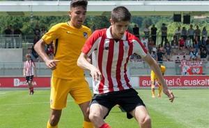 Sancet, de 18 años, hará la pretemporada con el primer equipo