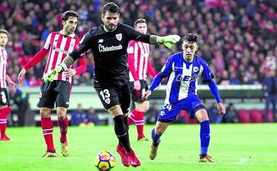 El Athletic rechaza la petición de Herrerín de irse cedido