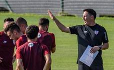 Berizzo: «Mi reto es seducir a los futbolistas para que sigan mis ideas»