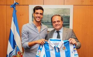 La Real Sociedad ficha a Mikel Merino