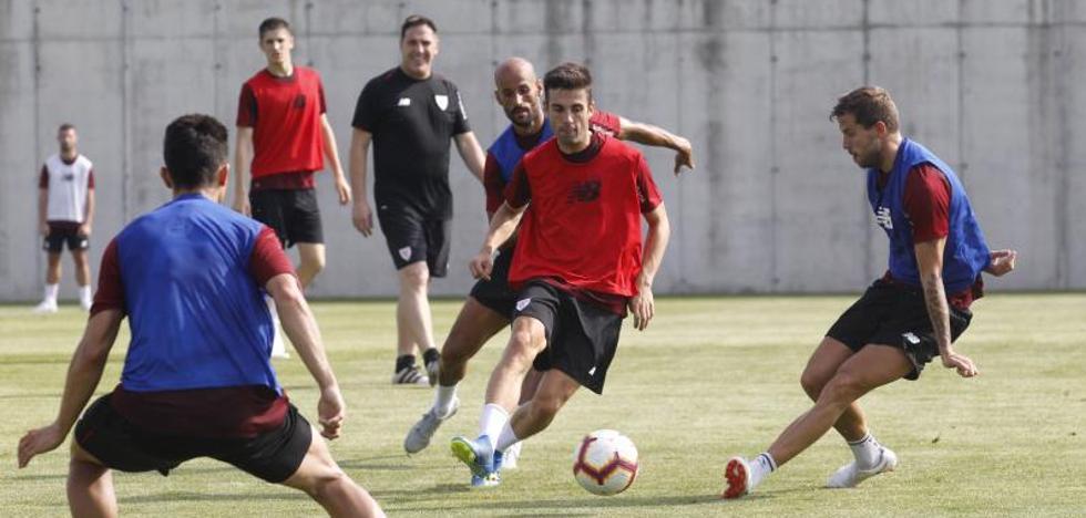 Susaeta mira con «ilusión» al futuro del Athletic