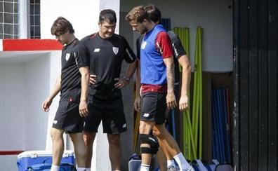 Iñigo Martínez llegará muy justo al inicio de la Liga
