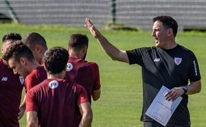 Berizzo no convoca a los pesos pesados del Athletic para el amistoso ante el Amorebieta