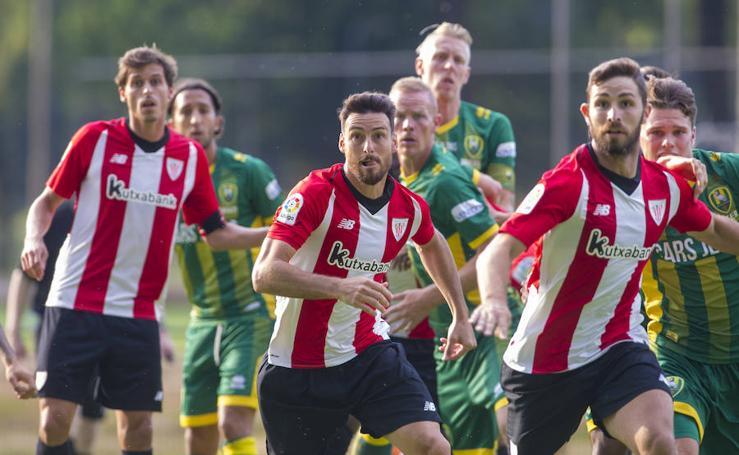 Ado Den Haag - Athletic, en imágenes