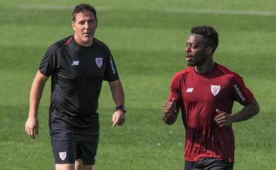 Williams: «Somos el Athletic. Nada es imposible»