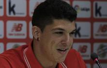 Capa: «Berizzo nos pide que seamos muy agresivos en la presión»