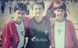 Una trayectoria de 14 años en el Athletic