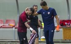 Herrerín se cae de la lista de convocados para este fin de semana en Alemania por la lesión en el bíceps