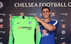 Kepa se despide: «El Chelsea es lo mejor para mi futuro, pero no significa que olvide los valores del Athletic»