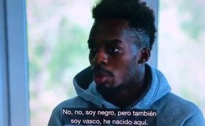 El discurso de Williams que todo el mundo elogia: «Soy negro, pero también vasco»