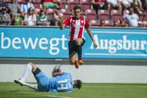 Augsburgo-Athletic, en imágenes