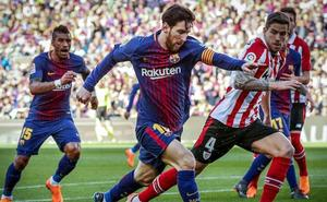 El Athletic visitará al Camp Nou el sábado 29 de septiembre