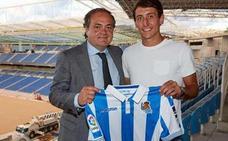 La Real Sociedad hace oficial la renovación de Oyarzabal hasta 2024