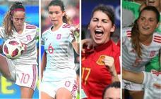 Cuatro rojiblancas a la conquista del Mundial Sub'20 femenino