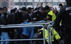Demandan al Athletic por «poner en riesgo la seguridad de los vigilantes»