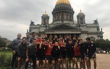 El Athletic cadete, subcampeón en el Torneo de San Petersburgo