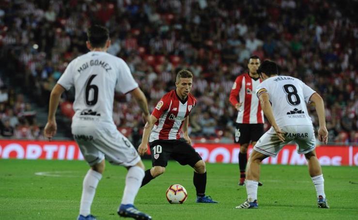 Athletic - Huesca, en imágenes