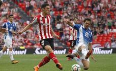 Sabin Merino asume que tendrá pocos minutos con Berizzo y se va cedido al Leganés