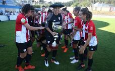 El Athletic conquista la Euskal Herriko Kopa