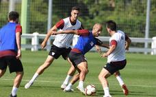 El Athletic organiza un partido de entrenamiento contra el Valladolid