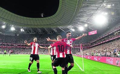 El Athletic tiene el tercer once titular más joven de la Liga