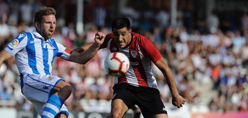 El derbi entre el Athletic y la Real, el viernes 5 de octubre