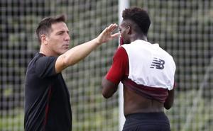 «A veces el entrenador y los equipos necesitan cierta intimidad»
