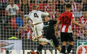 Videoresumen del Athletic-Real Madrid