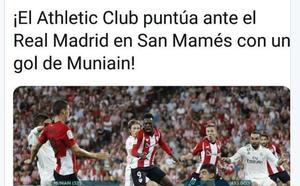 El Athletic responde a la Liga por minusvalorarle