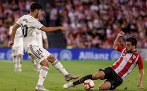 Beñat: «Veo al Athletic en la pelea por Europa»