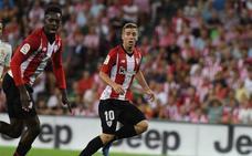 Muniain sigue fuera del grupo y apunta a baja en Sevilla