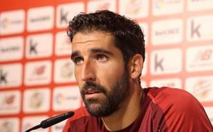 Raúl García: «El partido ante el Madrid es la línea a seguir»