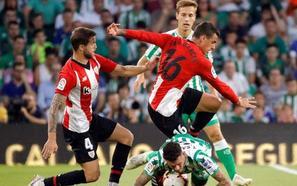 Resumen y goles del Betis 2 - 2 Athletic