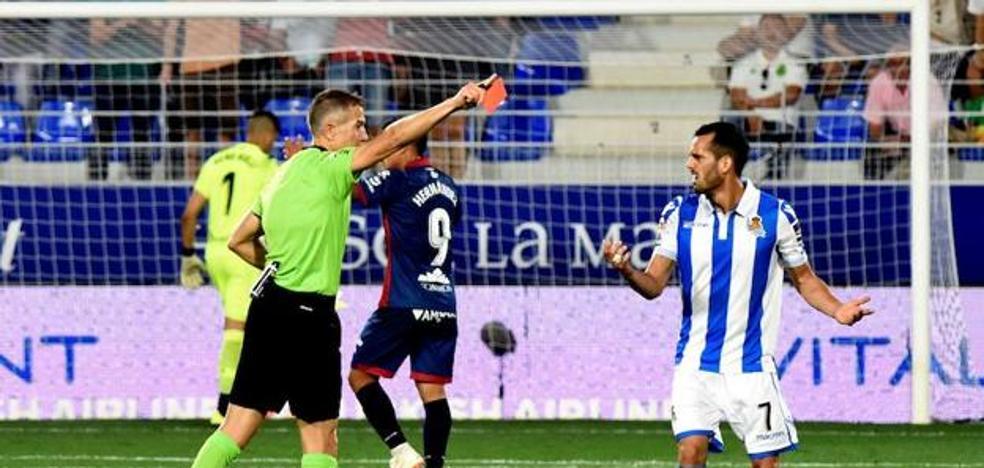 El Athletic se medirá a una Real Sociedad sin los sancionados Theo Hernández y Juanmi