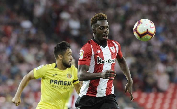 Athletic- Villarreal, en imágenes