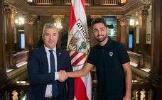 Nolaskoain seguirá en el Athletic hasta 2024