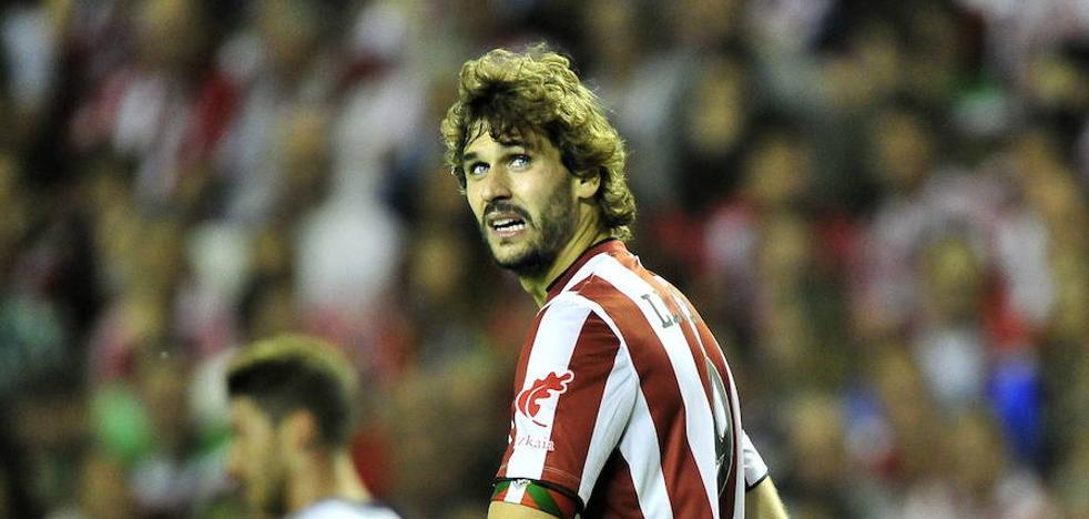 Urrutia no contempla el regreso de Fernando Llorente al Athletic