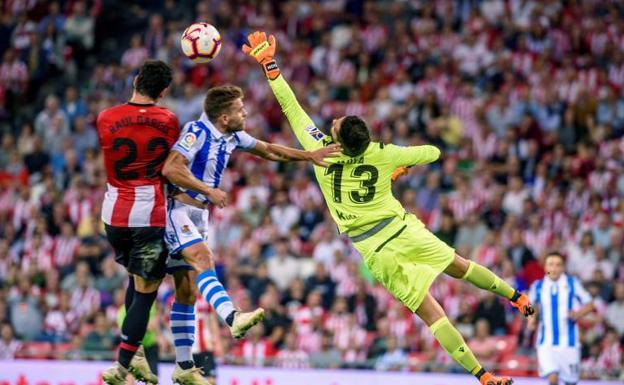 V U00eddeos De Goles Y Resumen Del Athletic Real Sociedad
