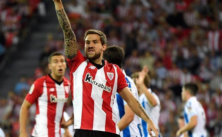 Athletic-Real Sociedad: las mejores imágenes del derbi