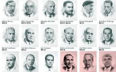 Todos los presidentes del Athletic