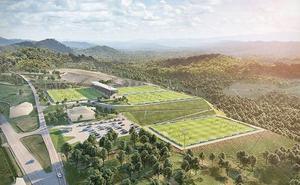 Más presión para Lezama: el Eibar planea una ciudad deportiva en Bizkaia