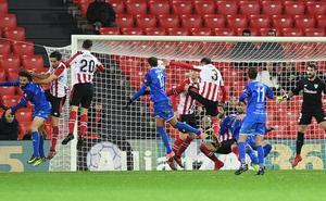 El Athletic entra en el sorteo de Copa con riesgo de medirse a un Primera