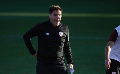 Berizzo: «En Eibar debemos bajar la pelota e imponer nuestro estilo»