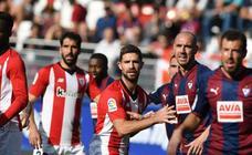Las mejores imágenes del Eibar - Athletic