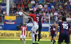 Resumen y goles del Eibar - Athletic